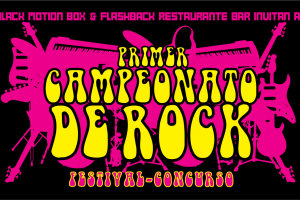 Campeonato de Rock black motion